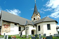 Koettmannsdorf Pfarrkirche Sankt Georg 28062007 01.jpg