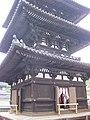 Kofuku-ji Three-story Pagoda National Treasure 国宝興福寺三重塔66.JPG