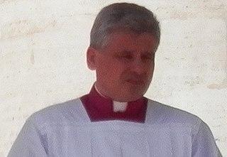 Konrad Krajewski Roman Catholic cardinal