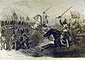 Koosh-Ab Battle Persia British cavalry charge.jpg