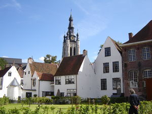 Beguines and Beghards - Béguinage of St Elisabeth, Kortrijk