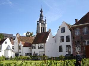Kortrijk - Beguinage of Kortrijk