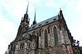 Kostel sv. Petra a Pavla, Petrov vč. děkanství, konzistoří a kanovnických rezidencí (Brno) (3).jpg