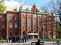 Kraków - Collegium Novum 01.JPG