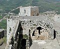 Krak des Chevaliers 30-West Tower.jpg