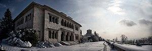 Royal Palace (Belgrade) - The Royal Palace in Dedinje