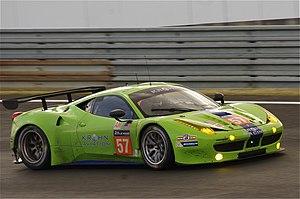 Krohn Racing - The Krohn Racing Ferrari 458 Italia GT2 at 24 Hours of Le Mans