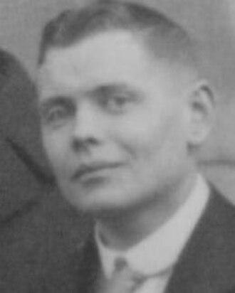 Wolfgang Krull - Wolfgang Krull, Göttingen 1920