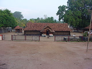 Kulathupuzha Sastha Temple Sastha temple in Kollam district
