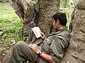 Kurdish PKK Guerilla̠02.jpg