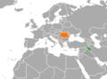 Kurdistan Region Romania Locator.png