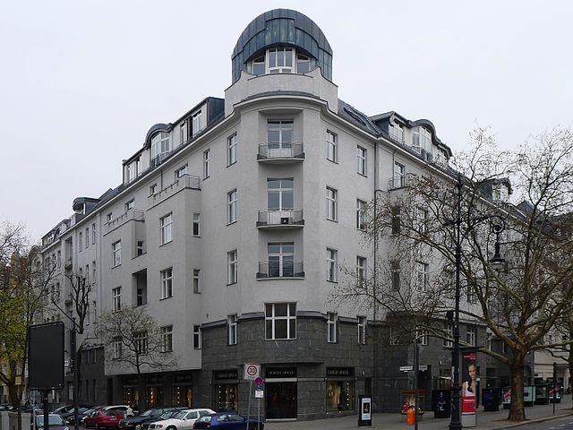 file kurf rstendamm 54 55 berlin charlottenburg jpg wikimedia commons. Black Bedroom Furniture Sets. Home Design Ideas