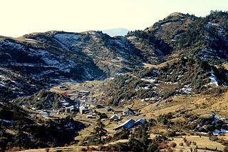 Kalinchok Gaupalika in Province No. 3, Nepal