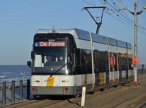 Narrow-gauge railways in Europe - The coastal tramway in Belgium