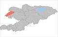 Kyrgyzstan Chatkal Raion.png