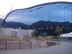 Kyushu National Museum - Image: Kyushu national museum 01