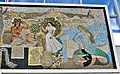 L'Altet. Terminal antiga. Mosaic. Detall 2.jpg