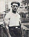 L'Italien Carlo Galimberti, champion olympique des poids mi-lourds en 1924.jpg