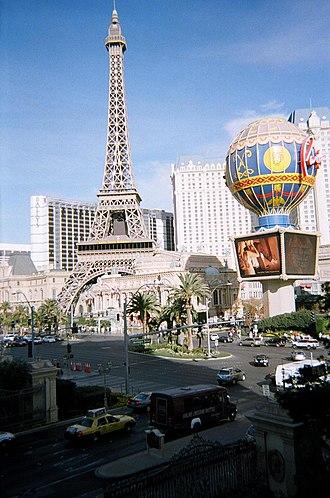 Paris Las Vegas - Image: LV Paris Hotel Casino