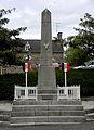 La Dorée (53) Monument aux morts.JPG