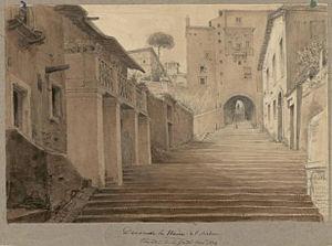 La Haine (drama) - Image: La Haine, décor, 1874 2
