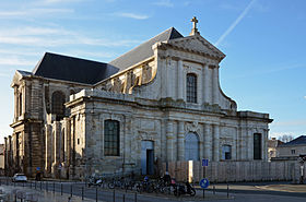 Image illustrative de l'article Cathédrale Saint-Louis de La Rochelle