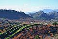 La Vall de Gallinera, bancals.JPG