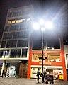 La noche en el bulevar de Sabana Grande.jpg