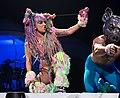 Lady Gaga Swine Artrave KeyArena.jpg