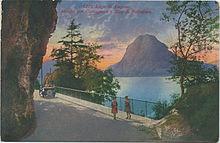 Lago di Lugano briefkaart.jpg