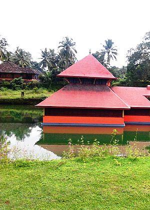 Kumbla - Lake Temple, Kumbla