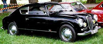 Lancia Aurelia - Lancia Aurelia GT 1951
