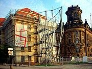 Landhaus Dresden Treppe