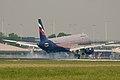 """Landing """"Aeroflot"""" A-321 VP-BWP. Schiphol. (4846285734).jpg"""