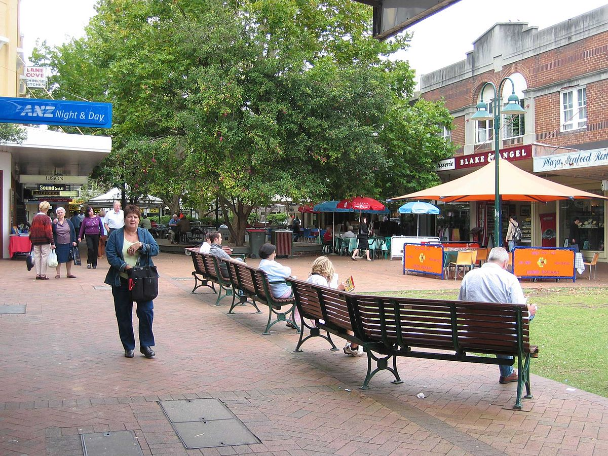 Lane Cove Cafes Restaurants