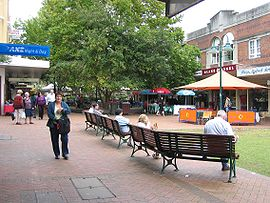 Lane Cove, New South Wales Mall.jpg
