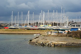 Chichester Harbour - Langstone Sailing Club