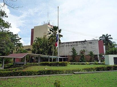 Cómo llegar a Universidad De Panamá en transporte público - Sobre el lugar