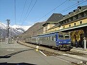 Latour-de-Carol station - 2004-02-02