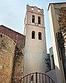 Latour-de-France - Clocher de l'église Notre Dame des Anges.jpg