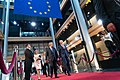 Latvian Prime Minister Kariņš boost the EU's essentials (47628808041).jpg