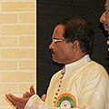Laxmikant Parsekar during the inaugration of New Mandovi Bridge.jpg