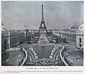 Le Champ de Mars, vue prise du Château d'eau, 1900 Paris World Fair 2.jpg