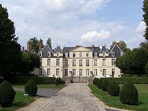 Le Mesnil-Saint-Denis - Town hall