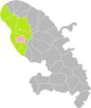 Le Morne-Vert (Martinique) dans son Arrondissement.png