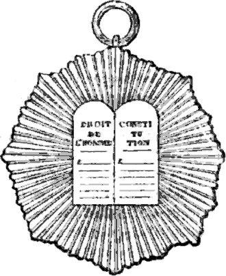 Legislative Assembly (France) - Image: Legislative Assembly Medal