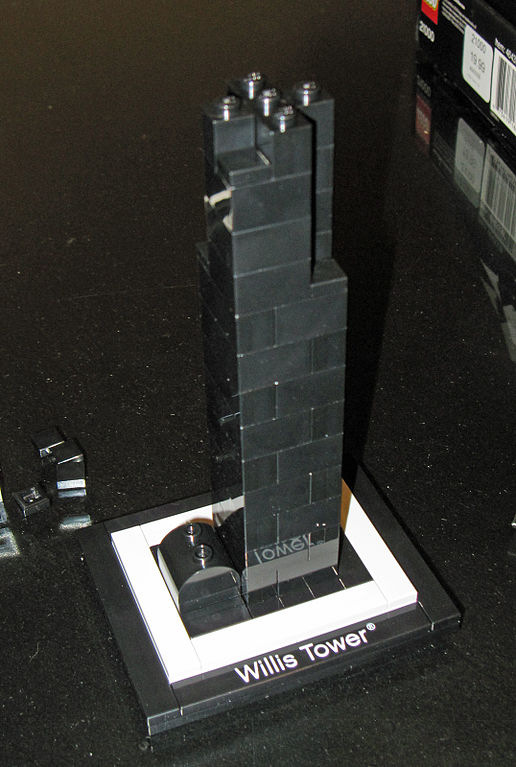 Filelego Architecture 21000 Willis Tower 7134946283g