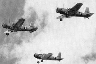 Lemoore Army Air Field - Formation flight of Vultee BT-13 Aircraft from Lemoore AAF