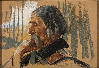 Portret Szymona Tatara