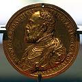 Leone leoni, medaglia di ferrante gonzaga di guastalla, 1555-56, recto.JPG